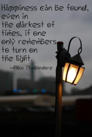 dumbledore,quote,albus,dumbledore,harry,potter,movie,light ...
