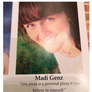 These 15 Senior Yearbook Quotes Will Make You LOL Uncontrollably