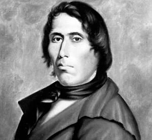 Shawnee Indian Chief Tecumseh