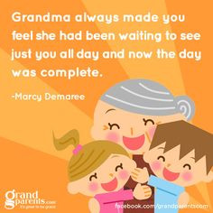 grandparents #quotes #grandma #grandkids More