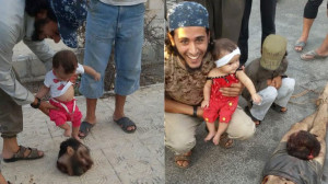 Muslim Beheads An Innocent Man In Cold Blood, And Then Helps His Baby ...
