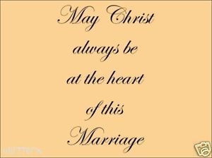 Jesus Quotes About Marriage | Details about May Christ Marriage ...