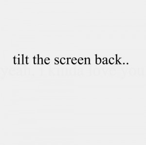clever, cute, heart, i love you, love, mind trick, sweet, tilt screen ...