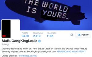 King Louie Ovo