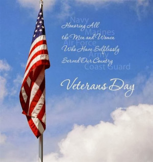 Meaning Happy Veterans Day Sayings