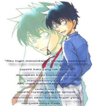 Kaito Kid And Detective Conan Picture