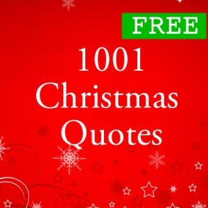 1001 Christmas Quotes (FREE!)