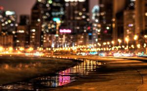 Street, City, Night, World wallpapers