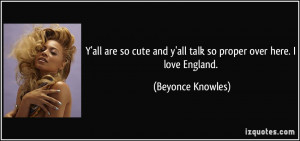 beyonce i was here quotes