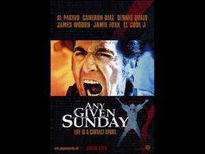 Searched Term: any given sunday quotes