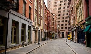 New York Colony Life