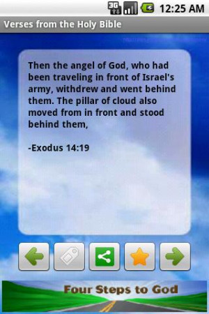 Verses from Holy Bible (Full) - screenshot