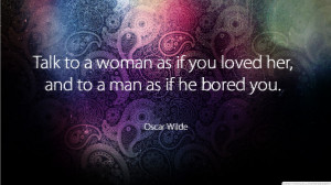 Oscar Wilde Quotes And Sayings 1366×768 Wallpaper