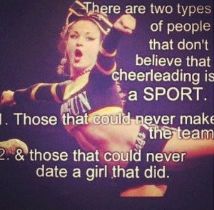 Cheer Quotes For Bases 2013 Some People picture
