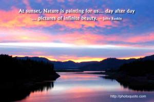 Nature Inspirational Sayings