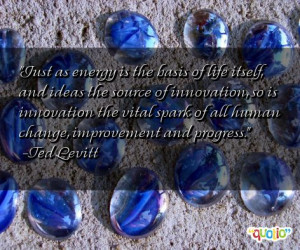 Change And Innovation Quotes