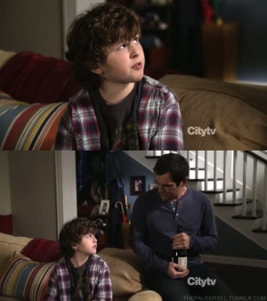 Related Pictures modern family phil dunphy haley dunphy season 4 4x12 ...