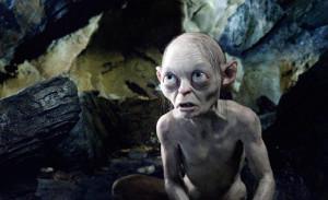 Hobbit Gollum The hobbit dwarf poster