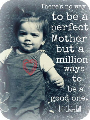 Being A Bad Mother Quotes Not being a good mom/wife