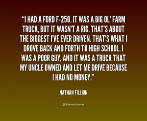 Ford Truck Sayings Quotes Images
