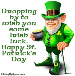 St. Patrick's Day Quotes Sayings