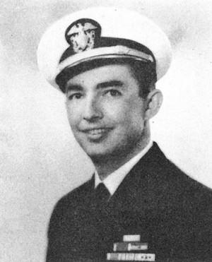 Lt. Cmndr. Rufus Herring