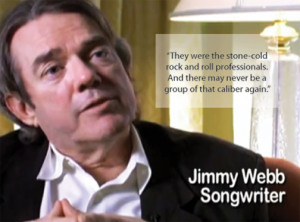 JImmy Webb Quote Wrecking Crew Interview