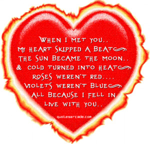 Love Quotes For Her in English - Sayings in Hindi: