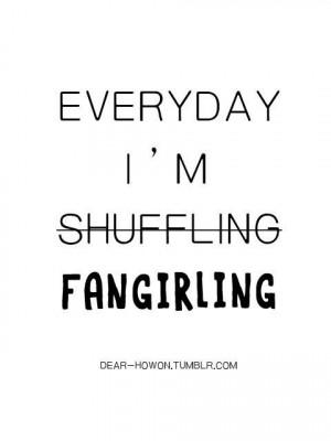 fangirl funny