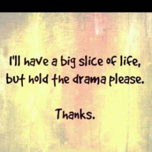 Drama FREE please!