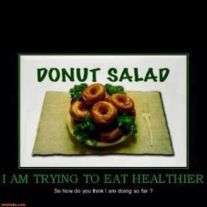 My kind of salad.....