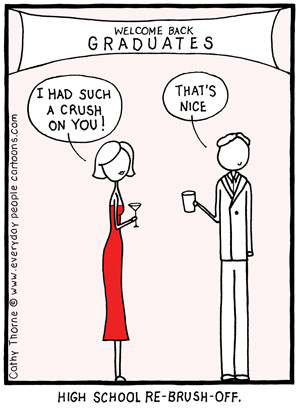 Cartoons about women, and the people who love and annoy them.