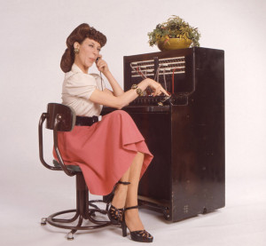 Lily Tomlin operator