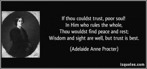 More Adelaide Anne Procter Quotes