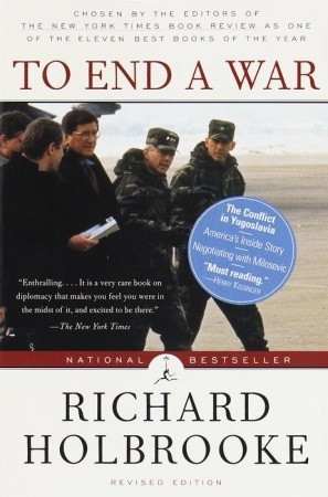 """Start by marking """"To End a War"""" as Want to Read:"""