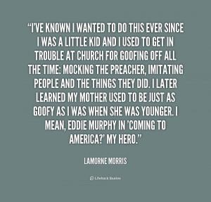 Lamorne Morris