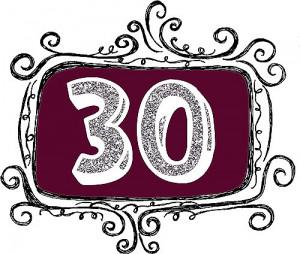 30 minus 8 days!