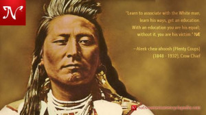native american quotes - Google Search: no one can take your education ...
