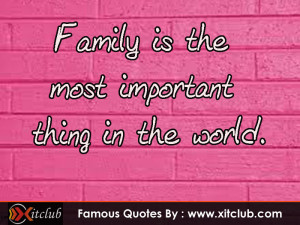 Family Funny Quotes Famous The Day