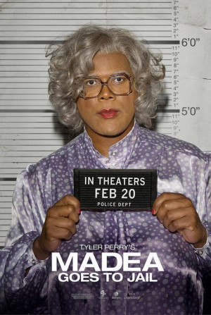 Tyler Perry Madea >3