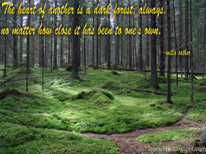 FOREST QUOTES WALLPAPER (3264X2448)