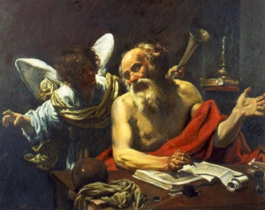 St. Jerome Quotes On Scripture   St. Jerome