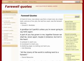 quotes farewell quotes farewell quotes farewell quotes farewell quotes ...