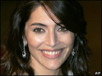 CATERINA MURINO, THE OTHER BOND GIRL (Solange)