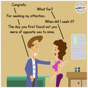 Congrats – Congrats On Seeking My Attention.