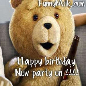 Ted Bear Funny Quotes With this beautiful ted