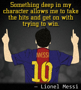 ... is one of the best most popular and most inspiring sportsmen in the