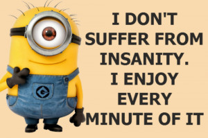 Most popular tags for this image include: funny, minion and minions