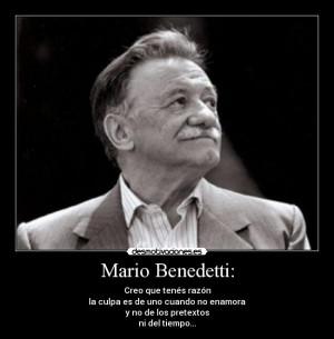 Mario Benedetti Biografia, Mario Benedetti Quotes, Mario Benedetti Te ...