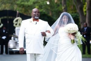 Bishop TD Jakes' Daughter, Cora Jakes Got Married!